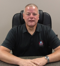 Dave Kirven, Business Agent Plumbers and Pipefitters Local 94 Canton Ohio